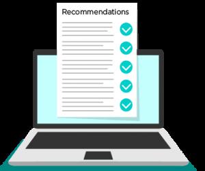 recommendations assessment organization change management